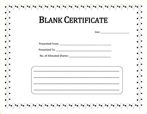 birth certificate template for school project blank birth certificate for school project free
