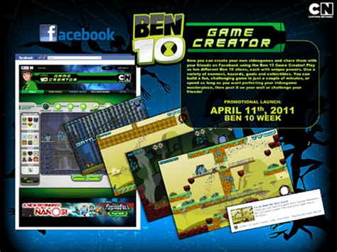 network creator network honors the ultimate with quot ben 10