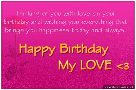 Happy Birthday Quotes To Boyfriend Birthday Quotes For Your Boyfriend Quotesgram