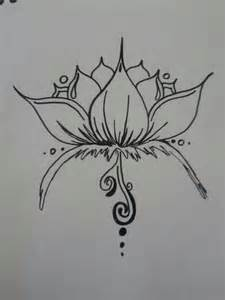Lotus Flower Tattoo On Hip - 85 best images about lotus on pinterest lotus drawing