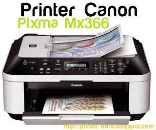 Printer Canon Dan Spesifikasi Spesifikasi Dan Harga Printer Canon Mx366 Printer Heroes