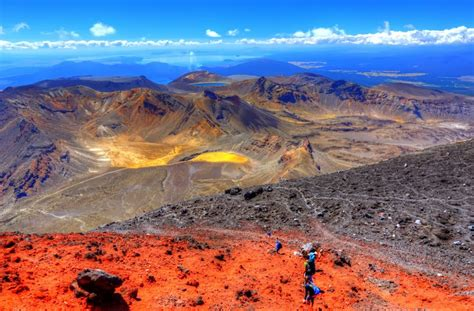 Good Room Colors the ultimate tongariro alpine crossing stoked for