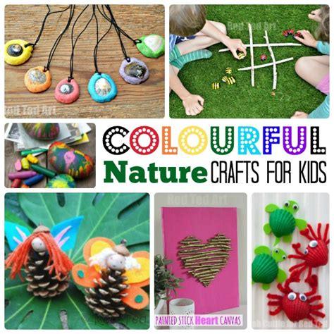 nature craft for easy nature crafts for ted s