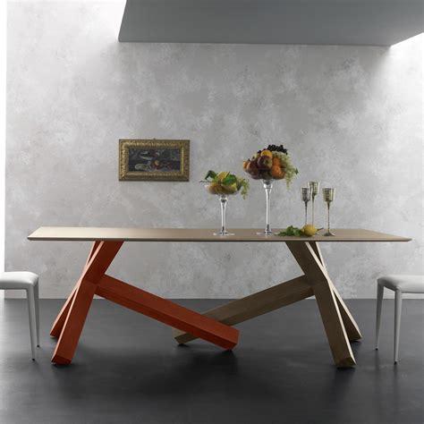 tavolo pranzo legno tavolo da pranzo design moderno in legno massello di