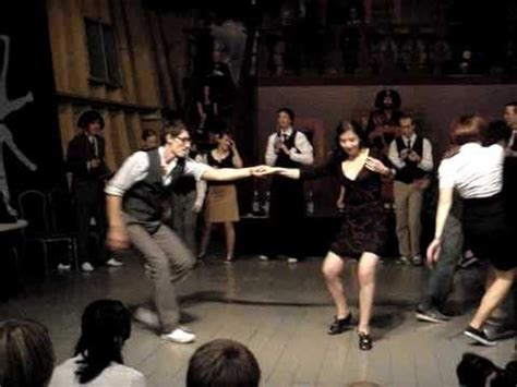 who invented swing dancing lindy hop happiness thats the dancing style of the 1920