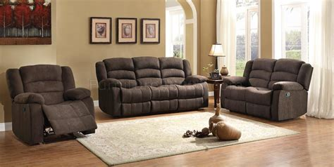 Greenville Upholstery by Greenville Motion Sofa 8436ch By Homelegance W Options