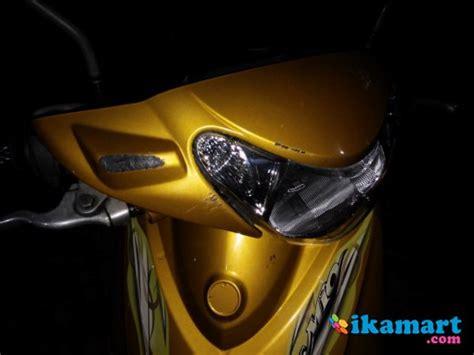 Modifikasi Mio Sporty Kuning by Jual Mio Sporty Smile 2010 Kuning Emas Motor