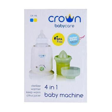 Penghangat Crown jual crown baby 4in1 baby machine steril alat penghangat botol harga kualitas