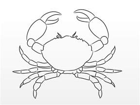 Log Home Decorations how to draw a crab 10 steps with pictures wikihow