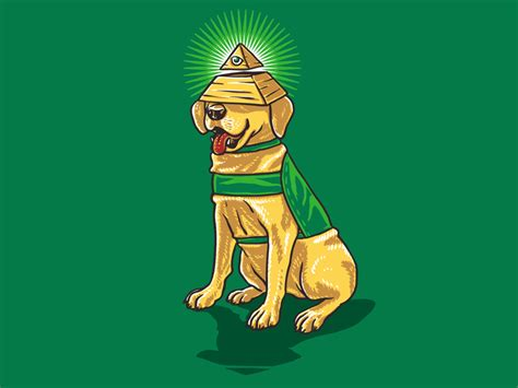 how do they seeing eye dogs all seeing eye shirt woot