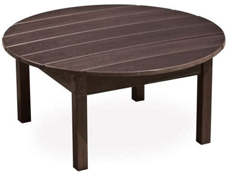 eon resin outdoor chat table tb ct01 rc08 contemporary