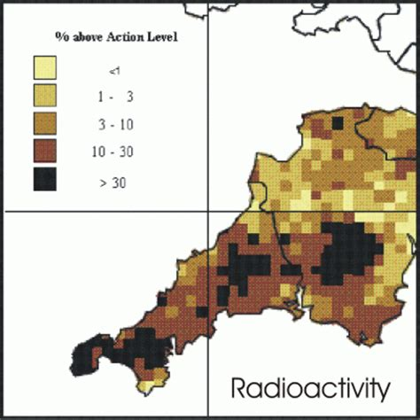 Which Granites The Most Radon - camborne school of mines museum the cornubian