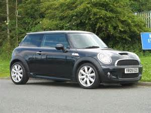 Used Mini Cooper Uk Used Mini 1 6 2009 Petrol Cooper S 3dr Hatchback Black