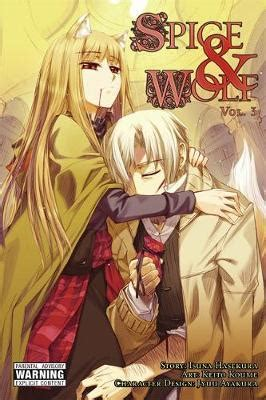 Wolf Run Wolf Of My Volume 2 spice and wolf vol 3 dall lim