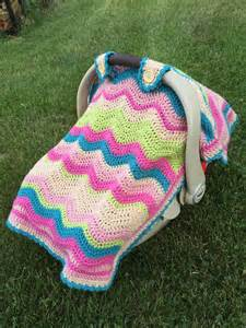 Crochet Seat Cover For Car Free Crochet Pattern Emerson Car Seat Cover Or Baby Blanket