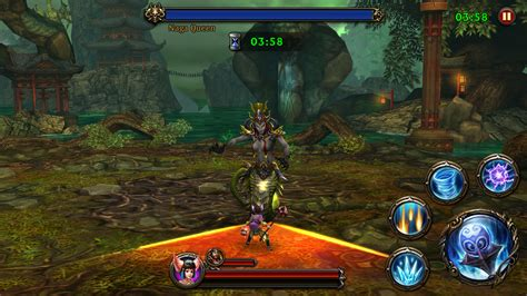 eternity warrior apk eternity warriors 4 v0 3 1 mod apk