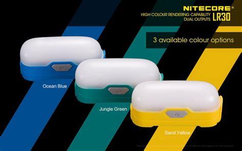 Nitecore Lu Gantung Led Lr30 205 Lumens nitecore lr30 high cri white led mini magnetic 18650 outdoor cing lantern ebay