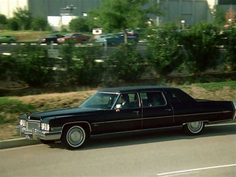 1973 Cadillac Fleetwood by Imcdb Org 1973 Cadillac Fleetwood 75 In Quot The Bionic