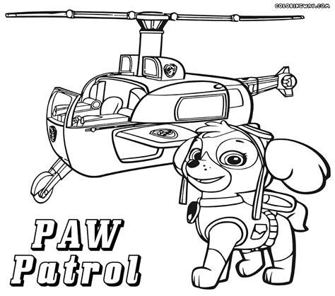 paw patrol birthday coloring pages paw patrol coloring pages coloring pages to download and