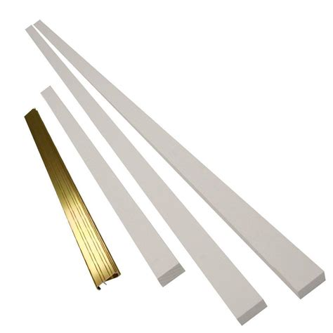 Exterior Door Sill Extension Exterior Door Jamb Extensions Jeld Wen 5 8 In Exterior Door Jamb Extension Kit With Mill Sill