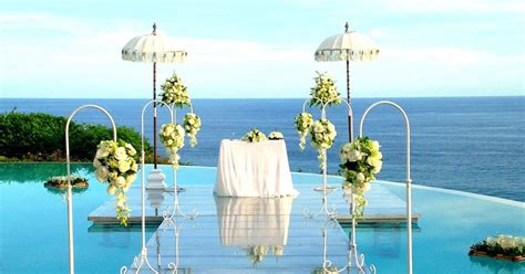Wedding Reception Uluwatu Bali