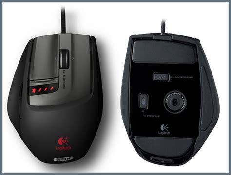 Logitech G9x Laser Mouse logitech g9x laser mouse gadgetgrid