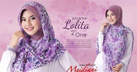 Cuci Gudang Glam Jilbab Instan jilbab meidiani
