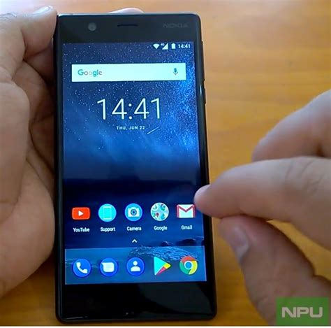 Nokia 3 Android hmd nokia 3 to get android 7 1 1 nougat update soon