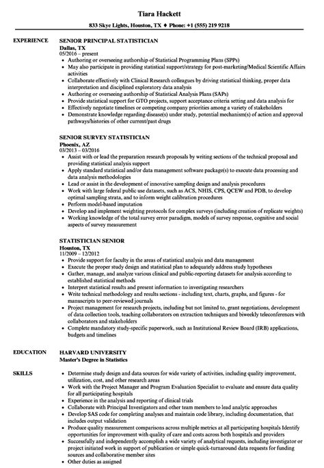 Statistician Resume by Statistician Resume Sle Process Flow Chart Exles Free