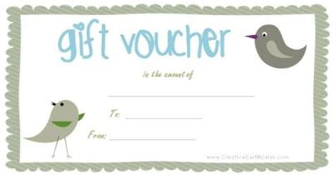 printable pers vouchers uk free printable gift vouchers and gifts on pinterest