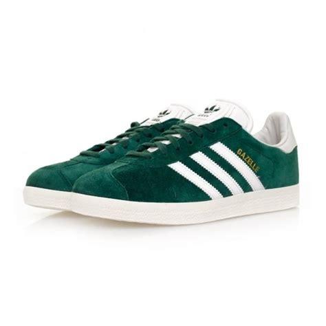 adidas originals gazelle green suede shoes new arrivals