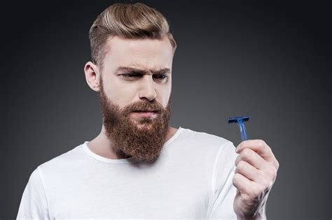 how to shave a how to shave a beard 3 simple steps