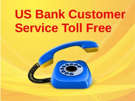 Us Bank Customer Service Toll Free