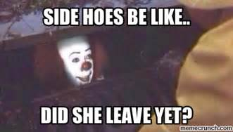 Hoes Be Like Memes - side hoes be like
