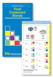 worksheet ending consonant blends wosenly free worksheet