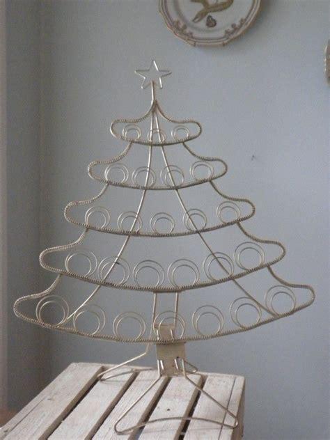 copper christmas card holder metal tree card holder tree tree card