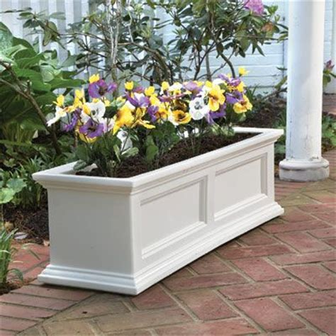 Foot Planters by 3 Foot Window Planter