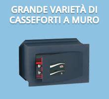cassette di sicurezza a muro casseforti a muro prezzi e modelli resmini