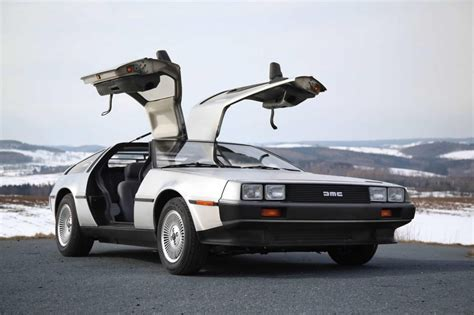 what year is the delorean from back to the future back to the future is real delorean dmc 12 to restart