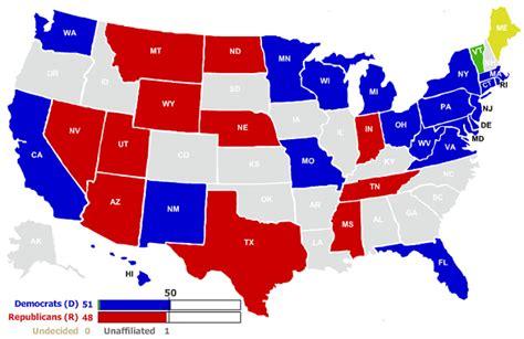senate 2016 predictions 2016 senate election predictions map autos post