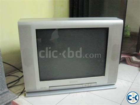 Tv Toshiba Flat Bomba toshiba bomba 21 colorflat tv used 4 years made in japan clickbd