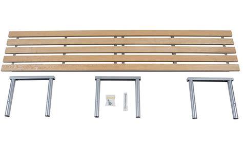 bench club club mezzo freestanding changing room bench benchura