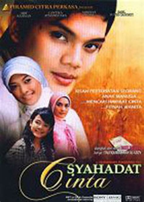 film cinta nuansa islami syahadat cinta