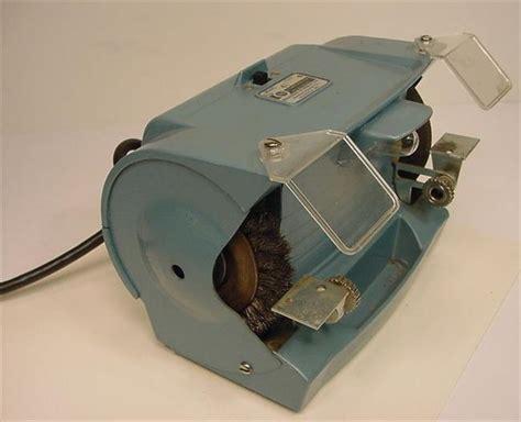 vintage bench grinder for sale photo index manning bowman co bench grinder