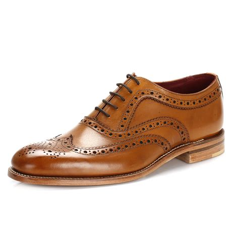 brogues shoes loake mens formal shoes leather smarts lace up dress