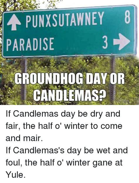 Kaos Groundhog paradise memes on sizzle and god