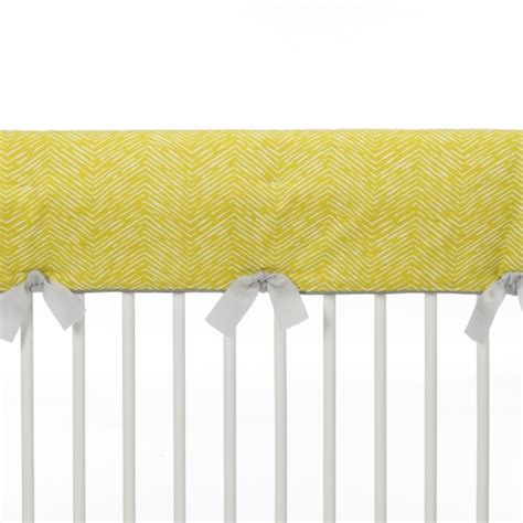 Side Crib Rail Cover by Glenna Jean Lil Hoot Crib Rail Cover Side N Cribs