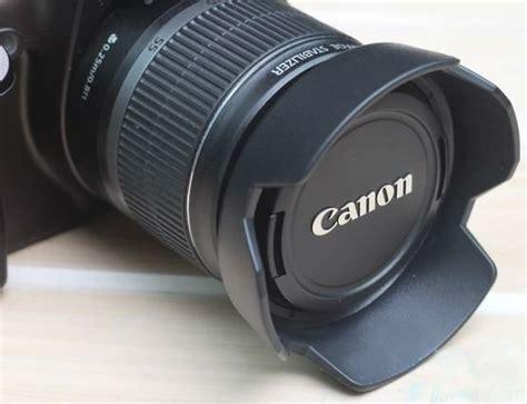 Lens Canon Ew 60c Black Hitam wintersweet style thicken lens for canon ew