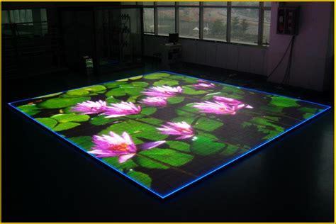 led floor p25 led display floor gl opto electronic technology co ltd