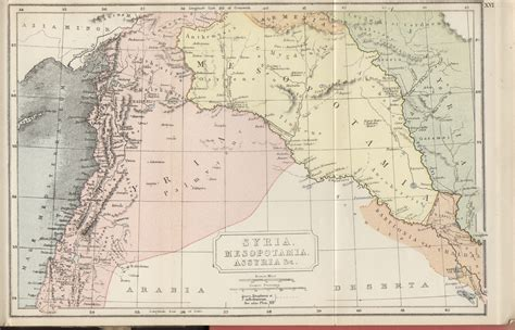 ancient middle east map mesopotamia hipkiss scans of maps from the j m dent and sons